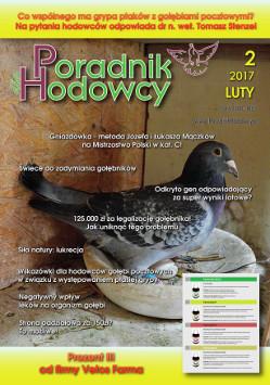 Okładka Poradnika Hodowcy numer luty 2017