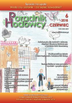 Okładka Poradnika Hodowcy numer czerwiec 2018