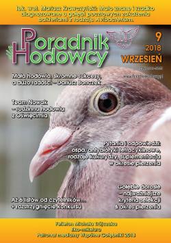 Okładka Poradnika Hodowcy numer wrzesień 2018