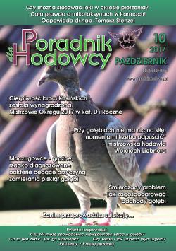 Okładka Poradnika Hodowcy numer październik 2017