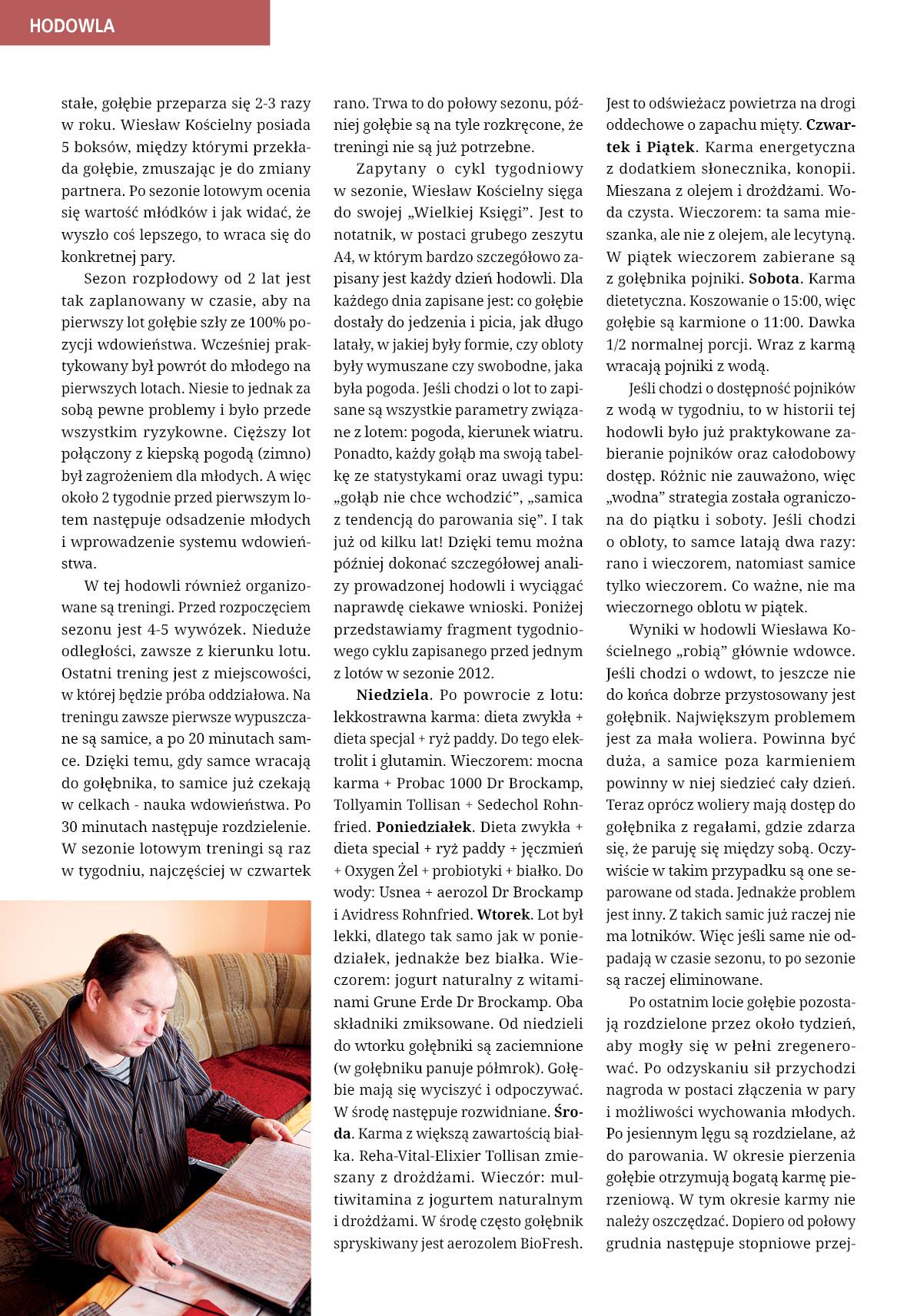 Darmowy numer specjalny Poradnika Hodowcy 2014 - strona 16